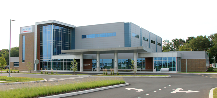 Nemours Medical Building Sussex Campus Exterior