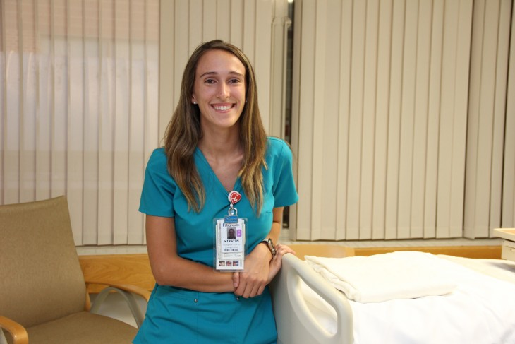 Certified Nurse Assistant Kirstin Phillips