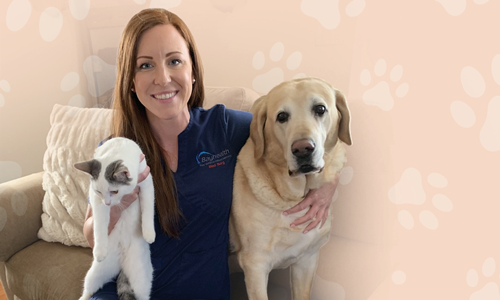 Bayhealth Nurse Pet Rescue Goes National