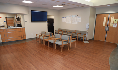 Bayhealth Surgery Center Waiting Room