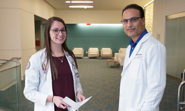 Bayhealth Undergraduate Medical Education Completes First Year