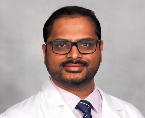 Sumanth R. Kacharam, MD