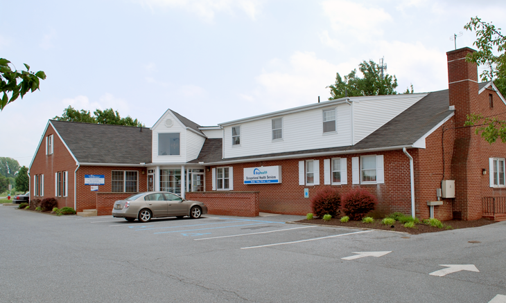 Occupational Health Center, Dover